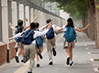 湖北(bei)小(xiao)學生交通安全